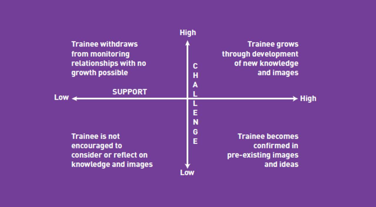 Collaborative Teaching Environment ~ Professional growth of trainees applying teacher training