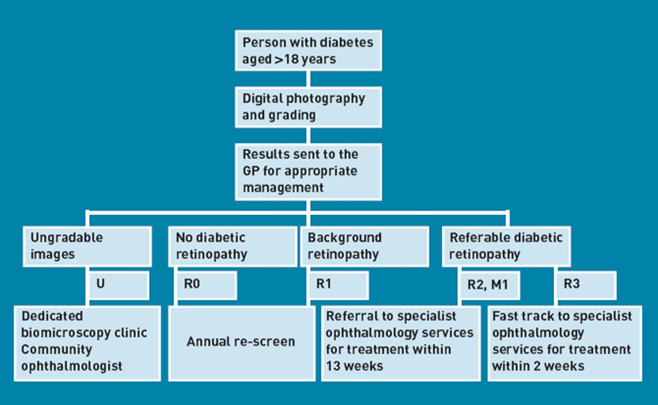 Quality Assured Screening For Diabetic Retinopathy