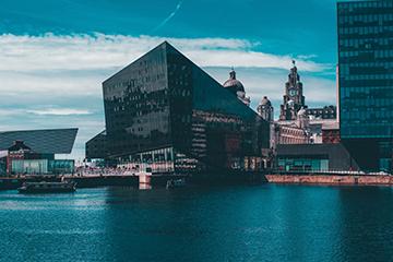 Photo of Albert Dock, Liverpool by Marcus Cramer