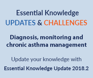 Diagnosis, monitoring and chronic asthma management