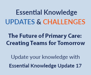 Future of Primary Care: Creating Teams for Tomorrow