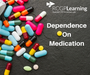 Dependence on Medication