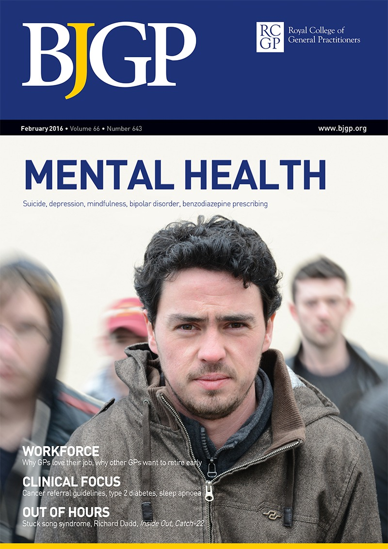Unrecognised bipolar disorder among UK primary care patients