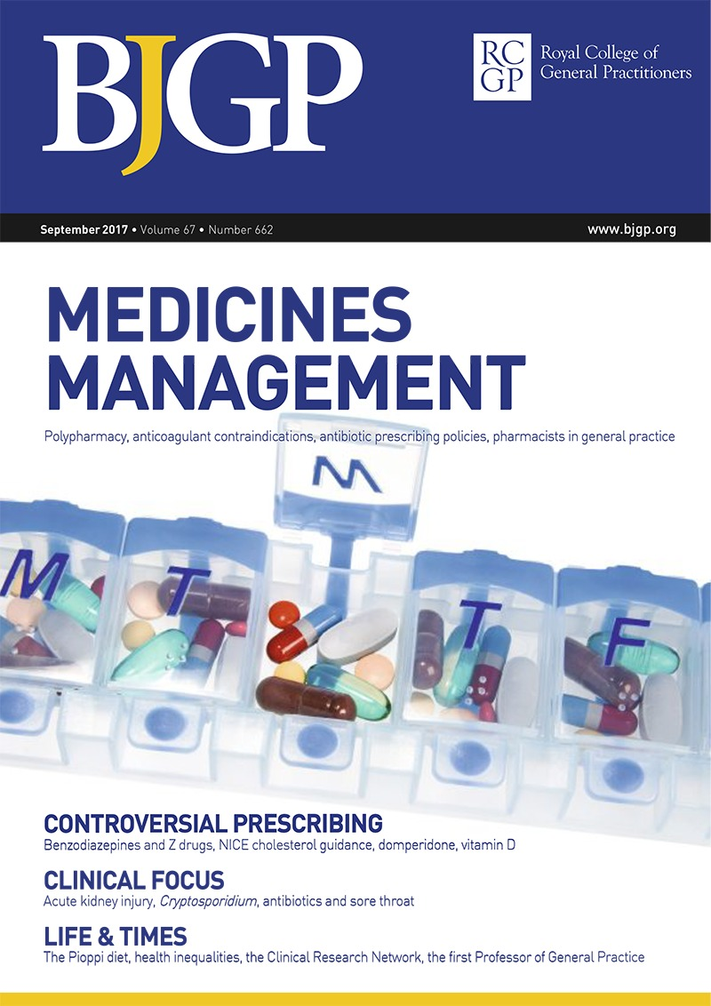 Long-term benzodiazepine and Z-drugs use in England: a
