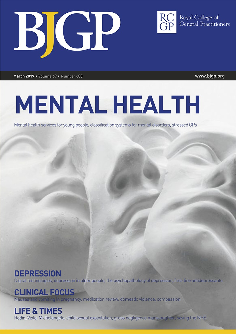 A New Approach To Psychopathology The Example Of Depression
