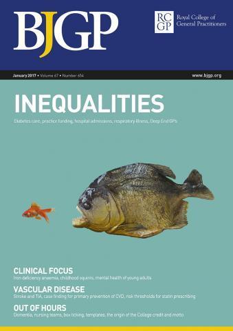 British Journal of General Practice: 67 (654)