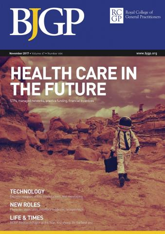 British Journal of General Practice: 67 (664)