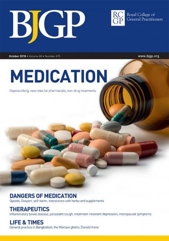 British Journal of General Practice: 68 (675)