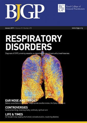 British Journal of General Practice: 69 (678)