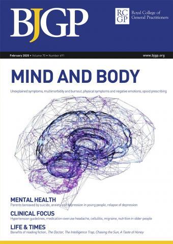 British Journal of General Practice: 70 (691)