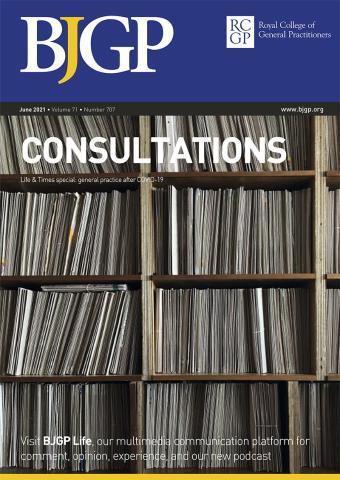 British Journal of General Practice: 71 (707)