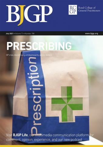 British Journal of General Practice: 71 (708)