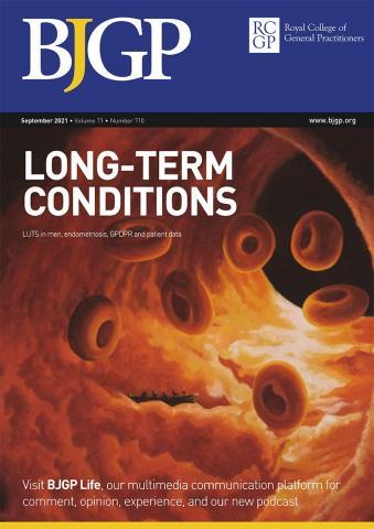 British Journal of General Practice: 71 (710)