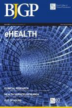 British Journal of General Practice: 63 (611)