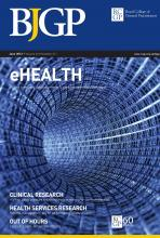 British Journal of General Practice: 63 (611)