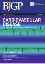 British Journal of General Practice: 68 (671)