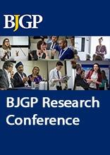British Journal of General Practice: 70 (suppl 1)