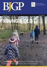British Journal of General Practice: 71 (711)
